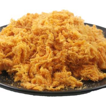 金丝肉松250克/500克寿司烘培材料儿童营养辅食肉松非猪肉松 肉粉松
