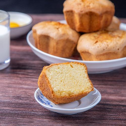 蜂蜜老蛋糕传统老式怀旧80后无水鸡蛋糕整箱零食手工