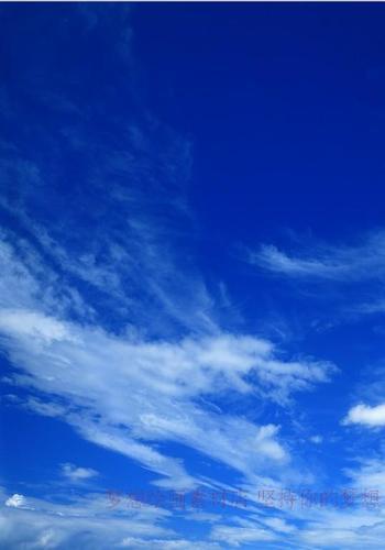 【自然素材】 天空.云彩.夕阳