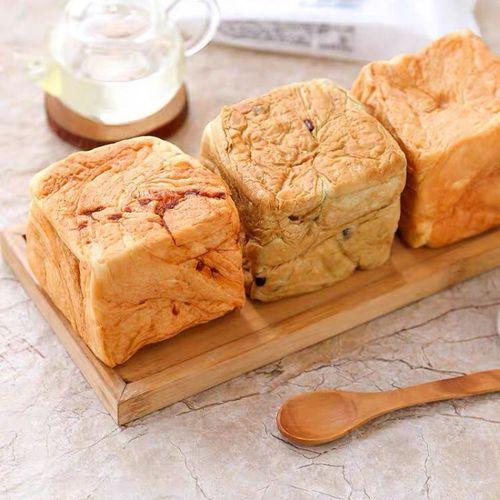 肉松面包手撕面包吐司面包片面包早餐夹心面包生吐司