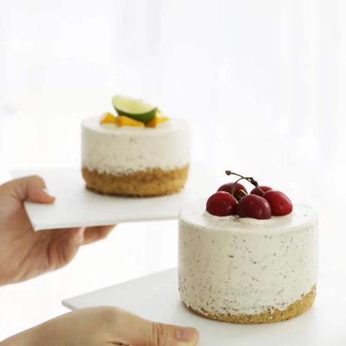 韩式垫板慕斯6寸8寸蛋糕盒底托裱花底板蛋糕西点硬纸
