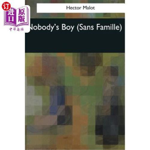 【中商海外直订】nobody's boy: (sans famille)