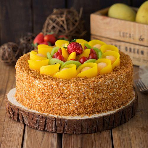 盛放鲜果蛋糕(黄石)-2磅178元/3磅228元/4磅268元