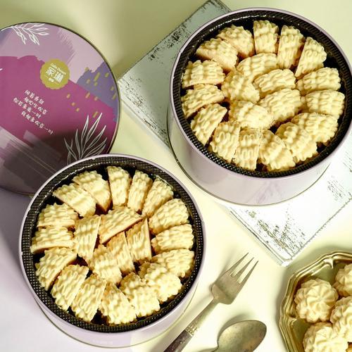 【牛油曲奇】380g牛油曲奇   butter cookie   小罐圆