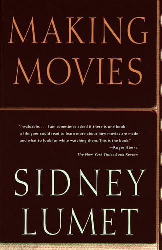 英文原版 西德尼·吕美特谈拍电影 sidney lumet: making movies