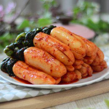 农一泡菜 韩国泡菜青年小萝卜泡菜正宗韩式清脆酸爽咸菜下饭菜袋装
