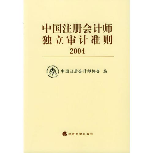 中国注册会计师审计准则 2004