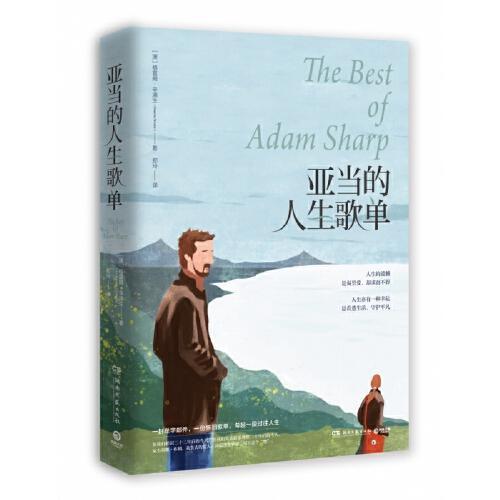 亚当的人生歌单 一部让你看清回忆的小说 如果你经历过错失所爱