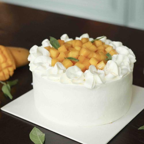 ugly bread x le'ban 芒果奶油蛋糕 mango cream cake【芒果多多】