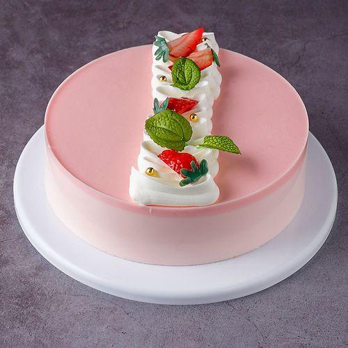 慕斯水果蛋糕模型仿真2020新款网红流行生日蛋糕样品