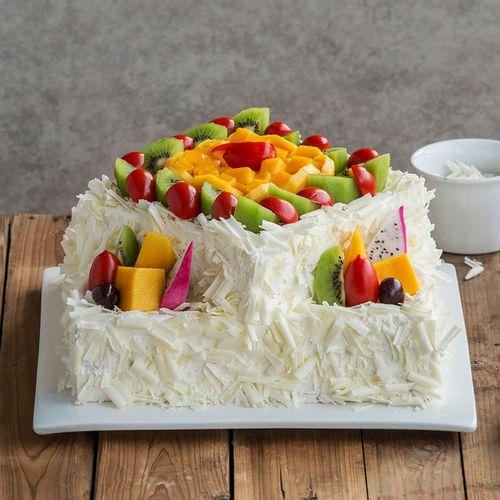 芒果雪沙蛋糕(吉安)