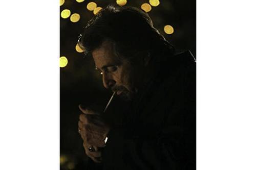 一张电影《拉斐诺二里烟熏》照片印刷品 (20.32 x 25.
