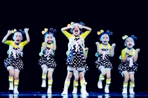 第十届小荷风采加油再来一次吧舞蹈演出服少儿幼儿园表演服我最棒