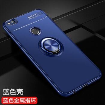 优蕾丝【壳膜】vivos9手机壳v2072a保护套一体指环支架硅胶全包5g版防