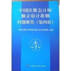 中国注册会计师审计准则问题解答