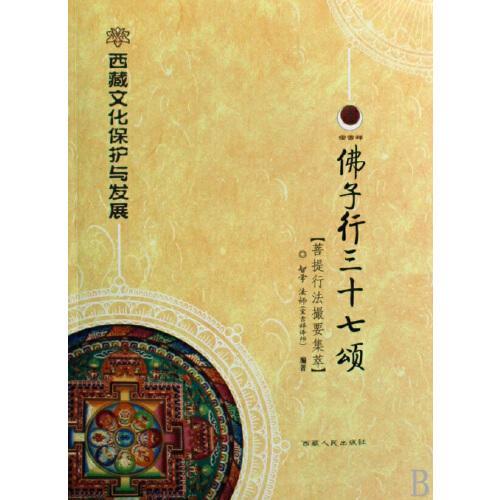 【r4】文化保护与发展(佛子行三十七颂) 智学法师