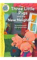 【预订】the three little pigs and the new