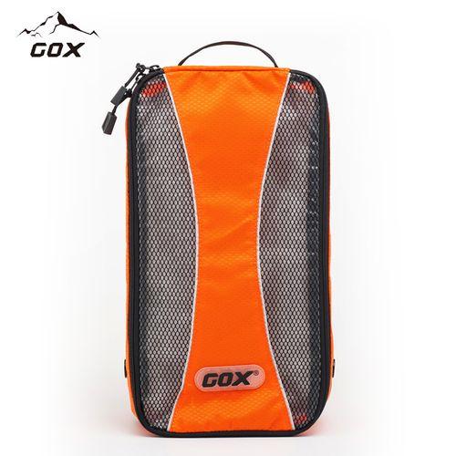 gox鞋袋旅行竖式方形鞋盒商务出国防泼水收纳包多功能