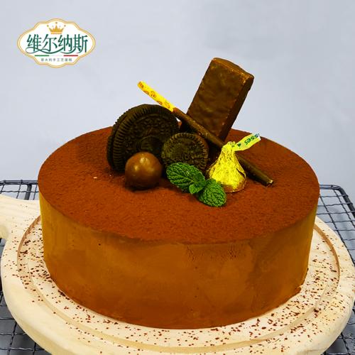 超好吃-黑森林慕斯蛋糕6英寸