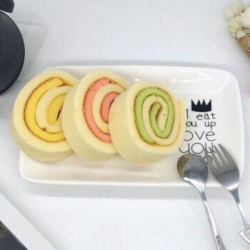 水果夹心蛋糕卷瑞士卷营养早餐面包糕点多层卷混搭网红甜点零食 3斤