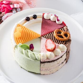 馥斓思薇首尔切件蛋糕创意网红千层饼皮蛋糕营养丰富西式烘焙蛋糕下午