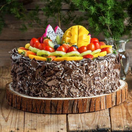 森林果乐蛋糕-1-4磅(达州)