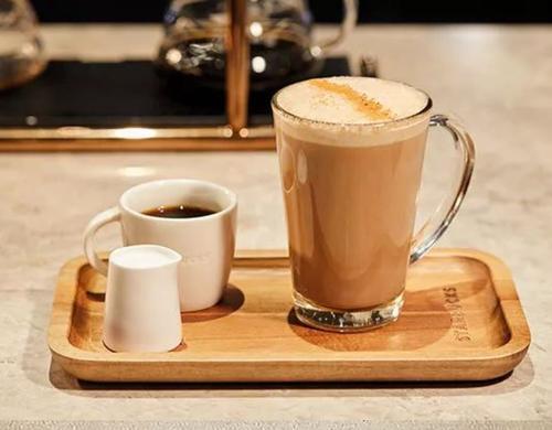 【网红咖啡】红茶咖啡拿铁鸳鸯