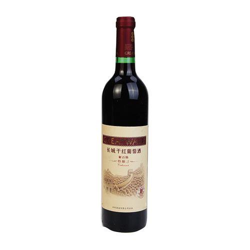 长城 干红葡萄酒 750ml/瓶