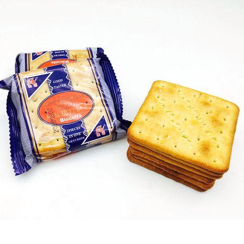 金旺达奶盐味苏打饼干4.5斤咸味椒盐办公零食品包邮
