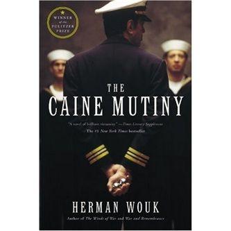 the caine mutiny: a novel[叛舰凯恩号]