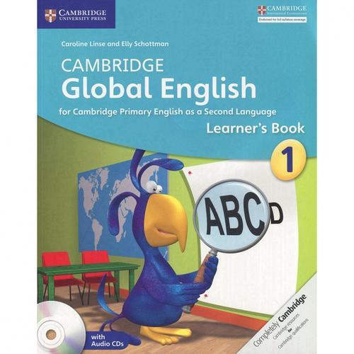 剑桥国际课程教材cambridge global english stage1