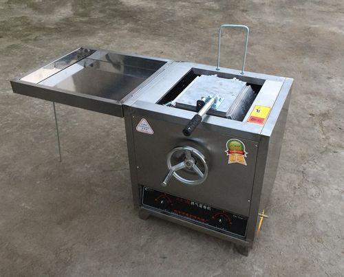 佳利得燃气脆皮机煤汽冰激凌甜筒机滚筒式不锈钢六面蛋卷机包邮
