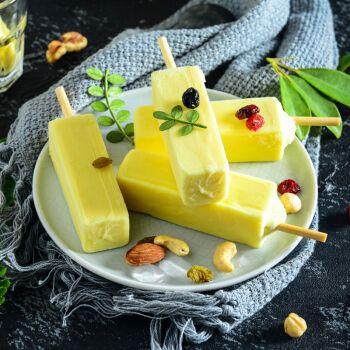 榴莲西施 马来西亚原装进口猫山王雪条冰棍12支榴莲冰淇淋雪糕 猫山王