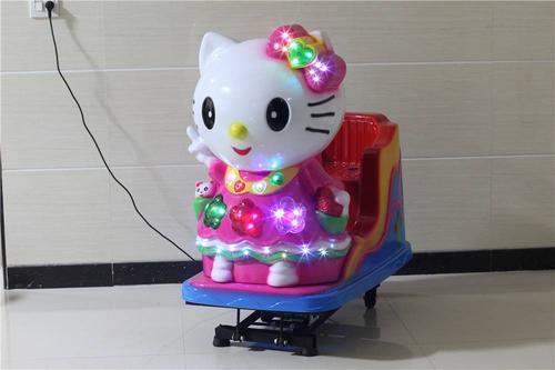 投币摇摇车商用门口儿童家用高端2020电动新款小孩超市摇摆机摇摆