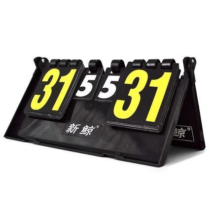 乒乓球比赛羽毛球记分牌翻分记分器比分足球牌计分牌