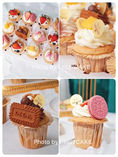 1027cake| cupcake 缤纷纸杯蛋糕