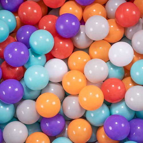 泡泡海洋球池无毒无味婴儿室内儿童玩具球波波球网红