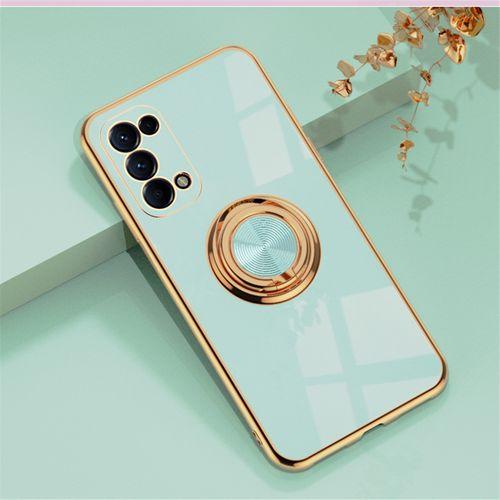 oppo findx2pro手机壳reno5指环扣磁吸车载6d电镀精孔