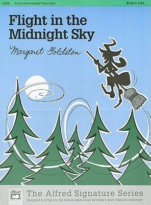 【预订】flight in the midnight sky