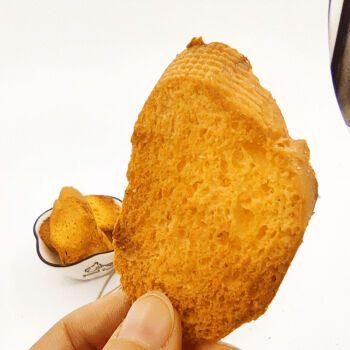 烤面包干法式乳香片黄油奶香片烤馍片香脆烤面包片 蒜