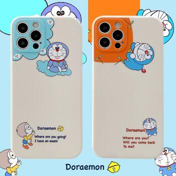 哆啦a梦(蓝色) 苹果iphone xs手机壳