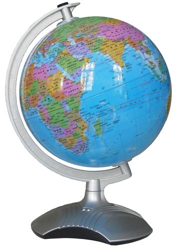 ct200520cm新课标学生弓形灯光地球仪