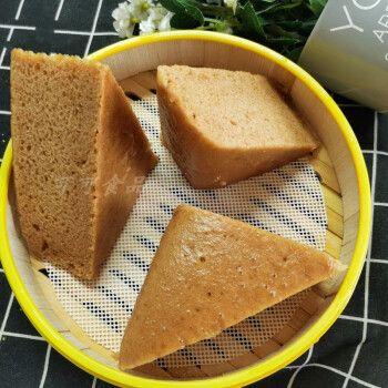 马拉糕红糖发糕  24块/袋 广式马拉糕 三角形松糕茶楼点心 蛋糕 速冻