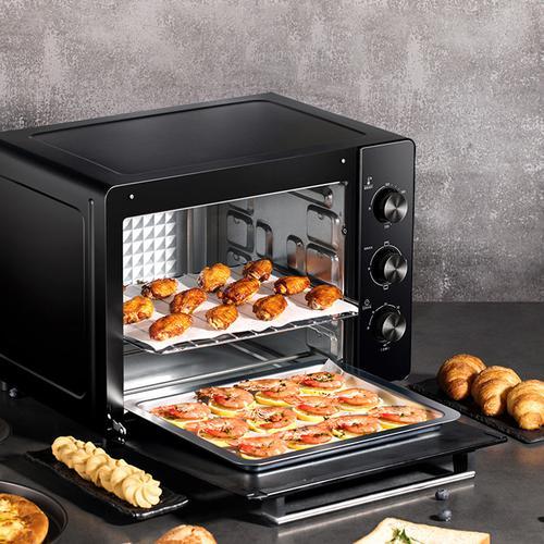 夏新烤箱家用小型烘焙小烤箱多功能全自动迷你电烤箱蛋糕面包红薯
