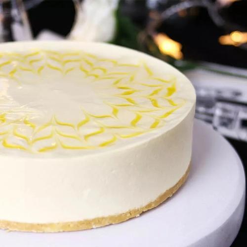 百香果芝士蛋糕