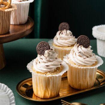 家用耐高温纸杯 玛芬蛋糕烘培纸杯托 蛋糕纸杯 马芬杯 烘焙工具