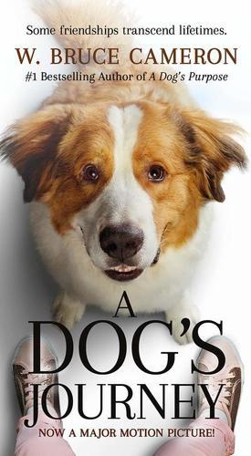 一条狗的使命2:一条狗的旅程(电影封面版)英文原版 a