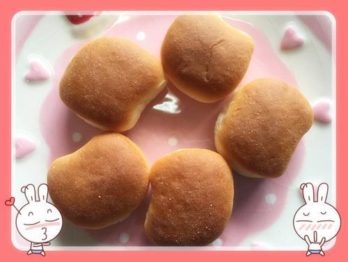 满38包邮日本 仓鼠金丝熊零食粮食 超可口牛奶点心小面包 一枚入