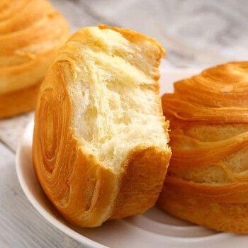小面包办公室休闲小零食口袋软面包超值装 【松软香甜】手撕面包500g