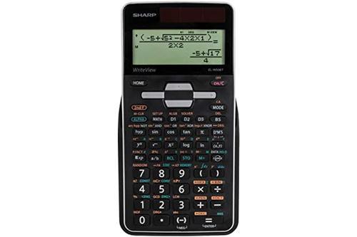 sharp 夏普 el-w506tbsl 计算器 ( 办公室 , 科学计算